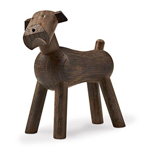 Kay Bojesen Madera Figura, madera, marrón, 3.2x 7.3cm Marrón