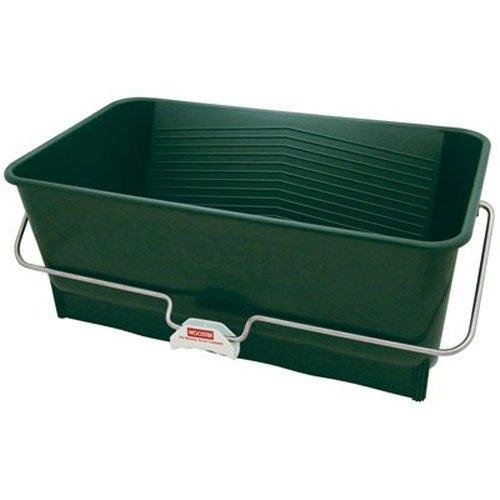 WIDE BOY 8614 Paint Bucket, 14 in L X 24 in W X 10 in H, Green by WIDE BOY