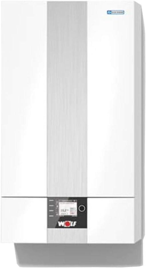 Wolf CGB – Colector de 2 24 kW gasbrennwerttherme condensación Gas Calentador Calefacción Calentador gas calefacción: Amazon.es: Bricolaje y herramientas