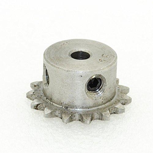 (04C 15T Bore 8mm 15 Teeth Pitch 6.35mm 1/4