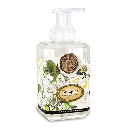 Michel Design Works Foaming Soap, Bouquet