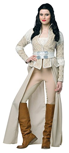 Snow White Once Upon A Time Costume (Rasta Imposta Women's Once Upon A Time Snow, White, Large)