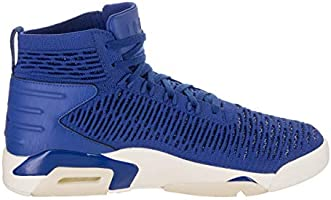 509f897ceda99 Jordan Nike Men's Flyknit Elevation 23 Basketball Shoe 9.5 Blue ...