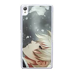 Sony Xperia Z3 Cell Phone Case White Black Butler AS7YD3594909