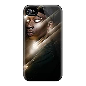 Bumper Hard Cell-phone Cases For iPhone 6 4.7 (bAB17616kAAJ) Customized Lifelike Wiz Khalifa Series