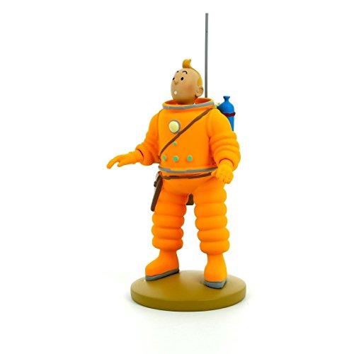 Moulinsart Collection Figurine Tintin Astronaut 15cm 42186 (2014) (Tintin Toys)