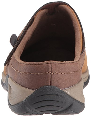 Brown Spirit Dark Easy Mule Women's Eliana Suede Natural Pd1Ywqw