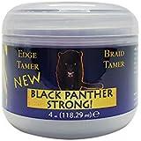 Black Panther Strong Diamond Edges Braids Edges Locs & Twist Controller 4 Oz