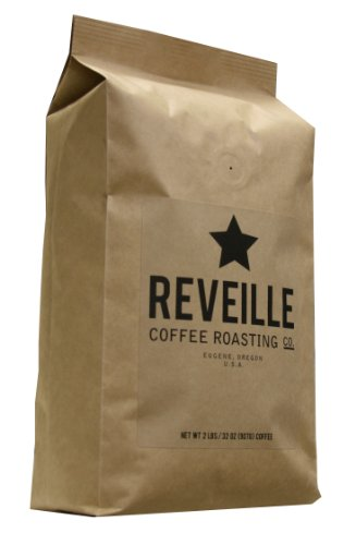 UPC 850207005021, Reveille Coffee Roasting Co., Whole Roasted Coffee Beans, 100% Mexico Fair Trade Organic, 2 Lb Bag