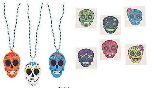 Day Of The Dead Party Bags - 8