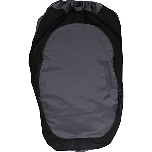 ASICS Gear Bag 2.0, One Size, Steel Grey/Black