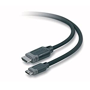 Belkin AV22303B06 HDMI to Mini HDMI Male to Male Cable (Discontinued by Manufacturer) from Belkin Inc.