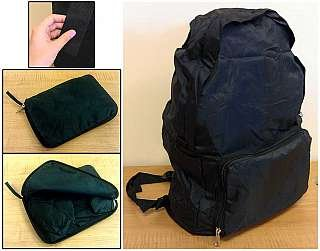 Foldable Traveling Backpack, Outdoor Stuffs