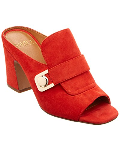 Pop Sarto Red Womens Franco Rosalie vPZtdx0P