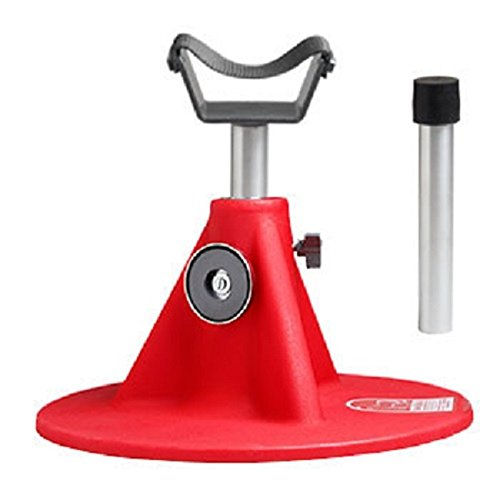 Hoofjack Medium Size Farrier Hoof Stand Red by Hoofjack
