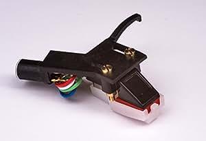 amazon com headshell mount cartridge needle stylus for jvc l rh amazon com