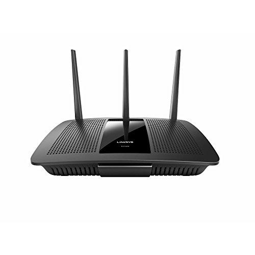 Linksys MAX-STREAM AC1900 Next Gen AC MU-MIMO Smart Wi-Fi Router (EA7400) (Certified Refurbished)