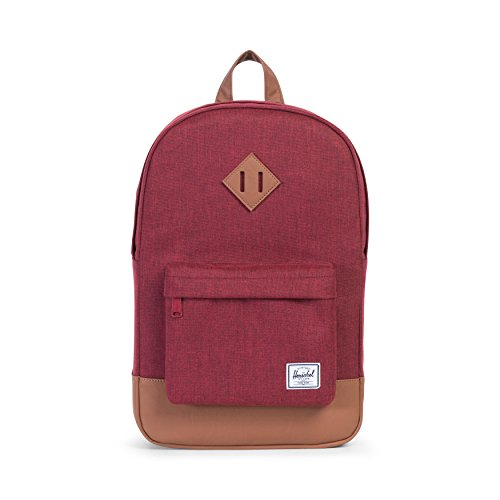 herschel-supply-co-heritage-mid-volume-backpack-winetasting-crosshatch-tan-synthetic-leather