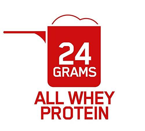 OPTIMUM NUTRITION GOLD STANDARD 100% Whey Protein Powder, Extreme Milk Chocolate, 10 Pound by Optimum Nutrition (Image #11)