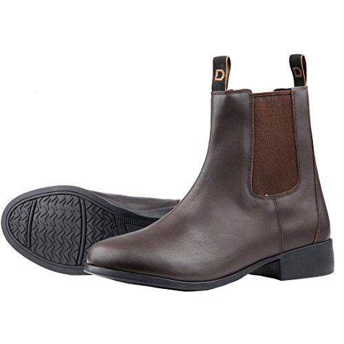 Elevation Black Dublin Boots Jodhpur Brown 0UwxwqaS