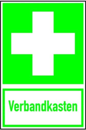 LEMAX® Aufkleber Symbol Erste Hilfe, Verbandskasten 300x200mm ... | {Erste hilfe symbol 22}