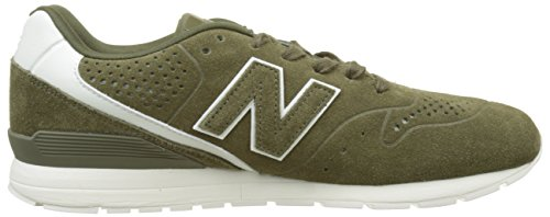 New Uomo Sneaker Balance Multicolore Leather Khaki 996 IpPSwrxqp
