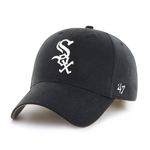MLB Chicago White Sox Infant '47 Basic MVP Adjustable Hat, H