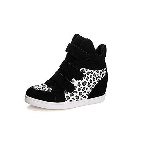 Covermason Chaussures Talon Cachée Et Blanc Wedge Boots Hiver Occasionnelles Fashion Troupeau Bottes Automne Femmes UIfrwWUCq