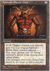 Fourth Gear (Magic: the Gathering - Ashnod's Battle Gear - Fourth Edition)