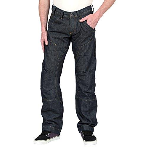SELECTED Premium Denim Herren Jeans, Männerjeans Branco Raw CN170, Straight leg, Comfort Fit