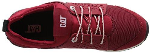 Caterpillar Mens Unexpected Sneaker Regal Red iKDm1jKEV