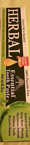 Essential Oils Herbal Toothpaste (Herbal Essential Tooth Paste)