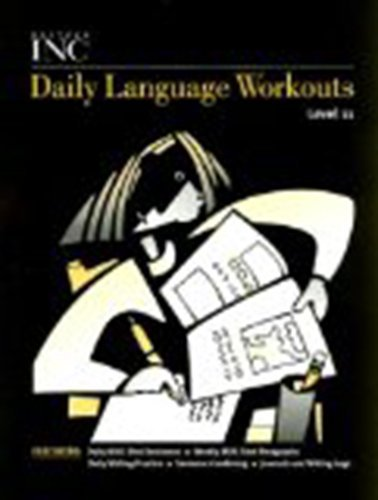 Great Source Writer's Inc.: Daily Language Workout Grade 11