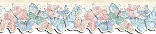 Butterfly Wallpaper Border SU75928DC