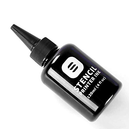DGT Tattoo Stencil Ink - Revolutionary EcoTank Printer Ink - 4 Oz Bottle