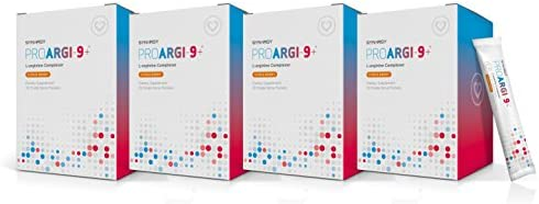 ProArgi 9 Plus Citrus Berry 30 Single Serve 4 Boxes Pack Support Heart Health 4