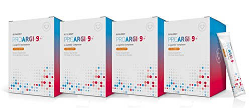 ProArgi 9 Plus Citrus Berry 30 Single Serve (4) Boxes Pack Support Heart Health (4) Review