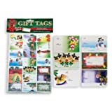 DDI 100 Holiday Gift Tags 72 Pack