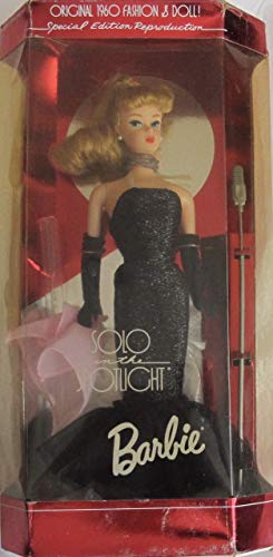 Barbie Solo in the Spotlight 1994 Reproduction New