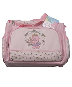 Amazon Com Care Bears Diaper Bag 2 Piece Set With