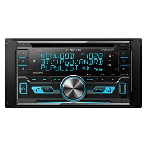Kenwood DPX593BT 2-DIN CD Receiver w/Bluetooth & USB