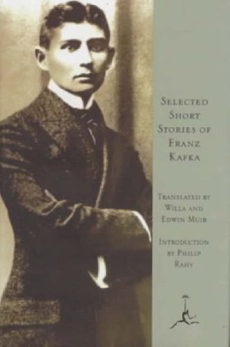 Selected Short Stories of Franz Kafka (Modern Library)