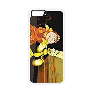 iphone6s 4.7 inch Phone Case White Beauty and the Beast Lumi¨¨re TYI3989202