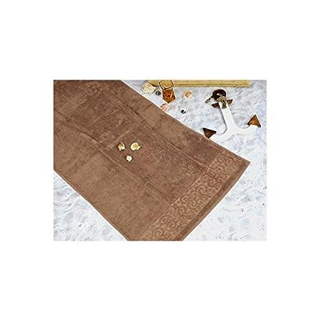 Serra Home Hotel & Spa Tiffany - Toallas de terciopelo con bordes suaves, 90 150