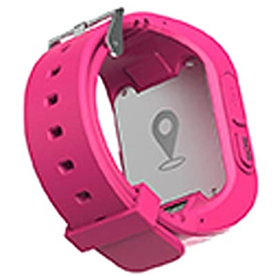 GBD GPS Tracker Kids Smartwatch Wrist Sim Watch Phone Anti-lost SOS Gprs Children Bracelet Parent Control By Apple Iphone IOS Android Smartphone