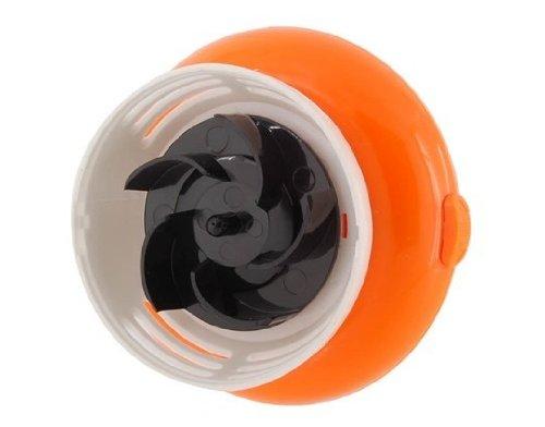 Mushroom Shaped Mini Vacuum Cleaner (Orange) by NOR KMG (Image #3)'