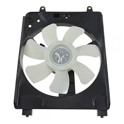 AC A/C Condenser Cooling Fan & Motor 38616RNAA01 for Honda Civic 1.8L