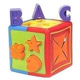 Battat Shape Sorter Cube, Baby & Kids Zone