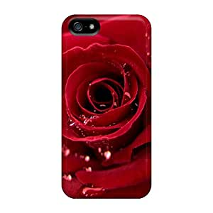 Billyar SsuUs41691lGHRw Protective Case For Iphone 5/5s(red Rose)