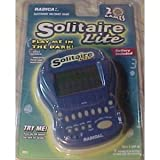 Solitaire Lite 2 in 1 Handheld Game (1997)